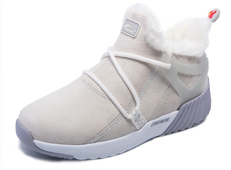 ONEMIX New Winter Running Shoes for women Comfortable Women's boots Warm Wool Sneakers Outdoor Unisex Athletic Sport Shoes women 38