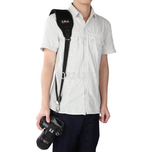 Digital SLR DSLR Camera Quick Rapid Single Shoulder Sling Belt Neck Strap Tripod Mounting Plate for Canon for Nikon for Sony
