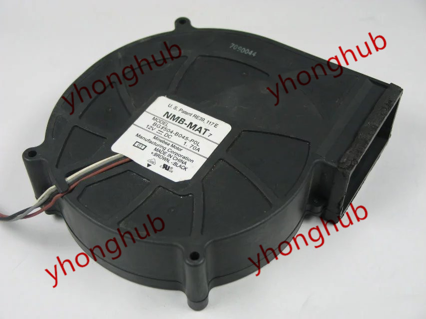 Free Shipping For NMB BG1504-B045-P0L DC 12V 1.70A 4-wire 4-pin Server Blower fan high 3 pcs nema 17 stepper motor 70oz in 2 5a cnc cutting