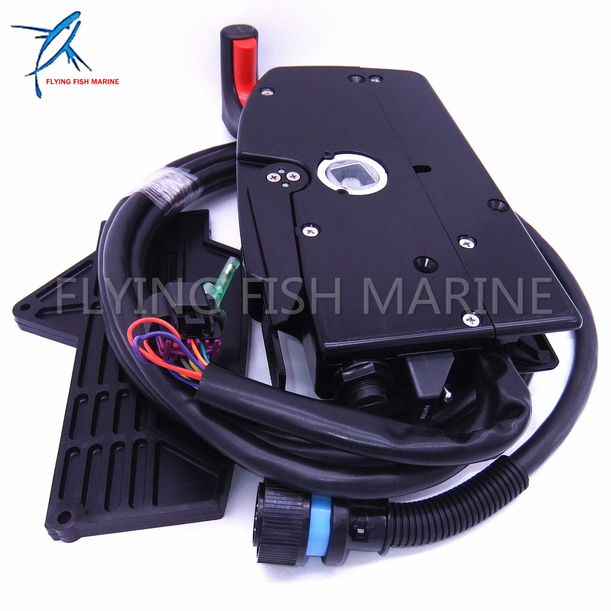 881170a13 Boat Motor Side Mount Remote Control Box With 14 Pin For. 2006newer 25300hp 4stroke Mercury Any Engine That Has The 14 Pin Connector From Primary Harness Gen I Cables Are Required With This Control. Mercury. Mercury Outboard Engine Harness Adapter At Scoala.co