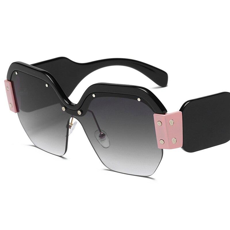 Occhiali da sole di marea che ristabilisce i sensi antichi è la newkjgagkgki PQD1-25sround occhiali da sole 2018 occhiali