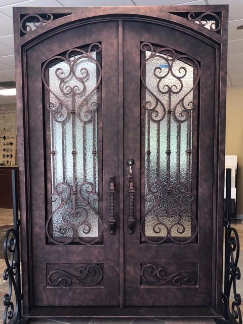 Wrought Iron Front Doors Canada Wrought Iron Doors El Paso