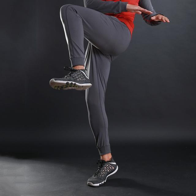 Icpans Men Sweat Pants Fitness Jogger Skinny Pants Men Bodybuilding Gyms Pants Black Mens Sweatpants 2018 Runners Trousers