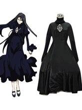 Envío Gratis de Saint Seiya: The Lost Canvas-el Mito de Hades Pandora Anime Cosplay Costume