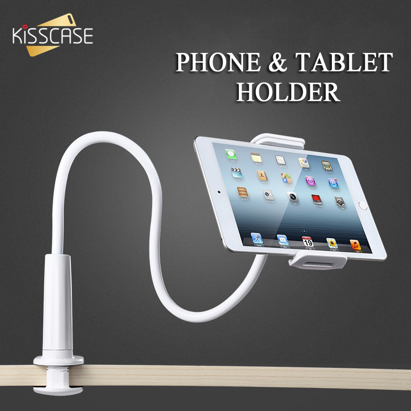Mobile Phone Holders & Stands Dfqngl Universal Desktop Phone Tablet Stand Holder For Ipad Samsung For 3.5-10.5 Inch Phone Lazy Bed Tablet Pc Stands Mount