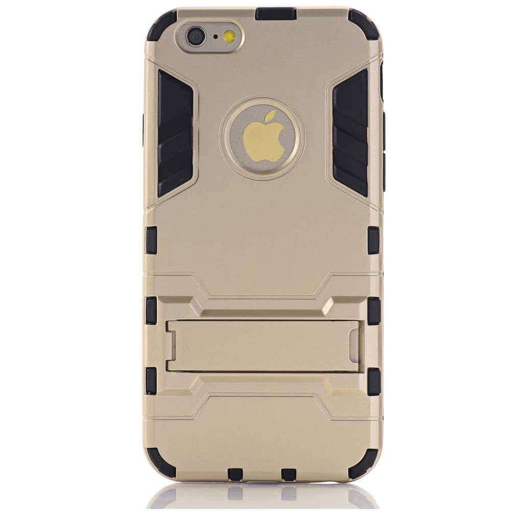 2016 Горячая Распродажа для iPhone 6 S Аксессуары мобильных телефонов с 2 в 1 Броня