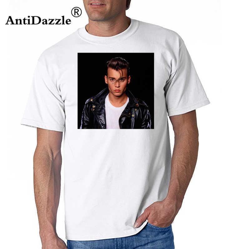 Cry Baby T Shirt Crybaby T-Shirt ponadgabarytowych Streetwear koszulki Tee Shirt 100 bawełny z krótkim rękawem zabawy druku mężczyzna Tshirt