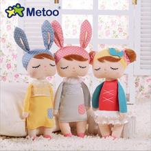 hot sale 34cm Genuine Metoo Angela Plush Toys rabbit doll bi