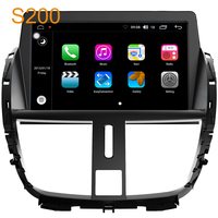 Winca S200 Android 8.0 PX5 Octa 8 Core CPU 32GB Rom Car DVD Radio GPS Navigation Head Unit for Peugeot 207