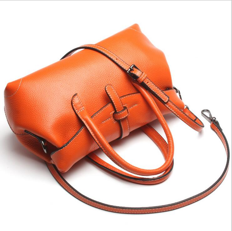 2017 new fashion Genuine leather famous brands luxury handbags women bags designer Genuine leather tote Business Women's handba genuine leather