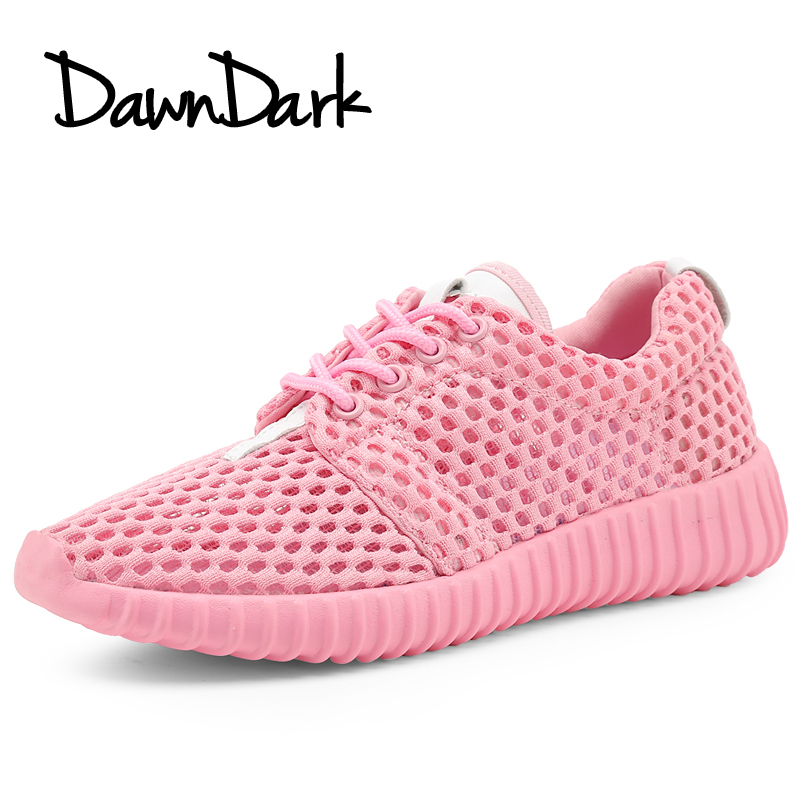 Women Casual Sneakers Mesh Breathable Ladies Girls Flat Walking Shoes Spring Summer Women Fashion Zapatillas Mujer Tenis women s shoes 2017 summer new fashion footwear women s air network flat shoes breathable comfortable casual shoes jdt103