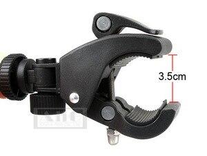 Image 4 - Support de fixation pour guidon de vélo moto pour G7X RX10 RX100 G1X Mark II 265 HS G16 G15 P330 P340 appareil photo numérique DV
