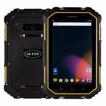 7.0 pulgadas 4G Tablet PC Llamada Telefónica MTK6735 Quad Core Android 6.0 2 GB/16 GB IP67 A Prueba de agua A Prueba de Choques A Prueba de Polvo 2 SIM GPS 7000 mAh