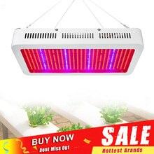 400 LEDs Grow Light Spectrum 400W 600W ในร่ม Phytolamp สำหรับพืช Vegs Hydroponics Bloom ดอกไม้เรือนกระจก