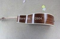 customized OEM guitar /Perennial supply SJ 185 acoustic guitar folk J 185 ec 41 inch Acoustic Electric Guitar
