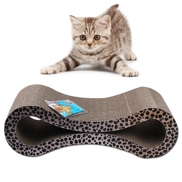 Corrugated Paper Cat Claw Plate Sofa Bed For Cat Toys Cat Suppliers