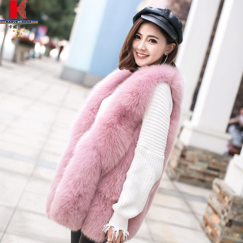 detailed look buying new fashion Fur Coat Light Pink Womens Cheap Fluffy Best Sheepskin Loose Long ...