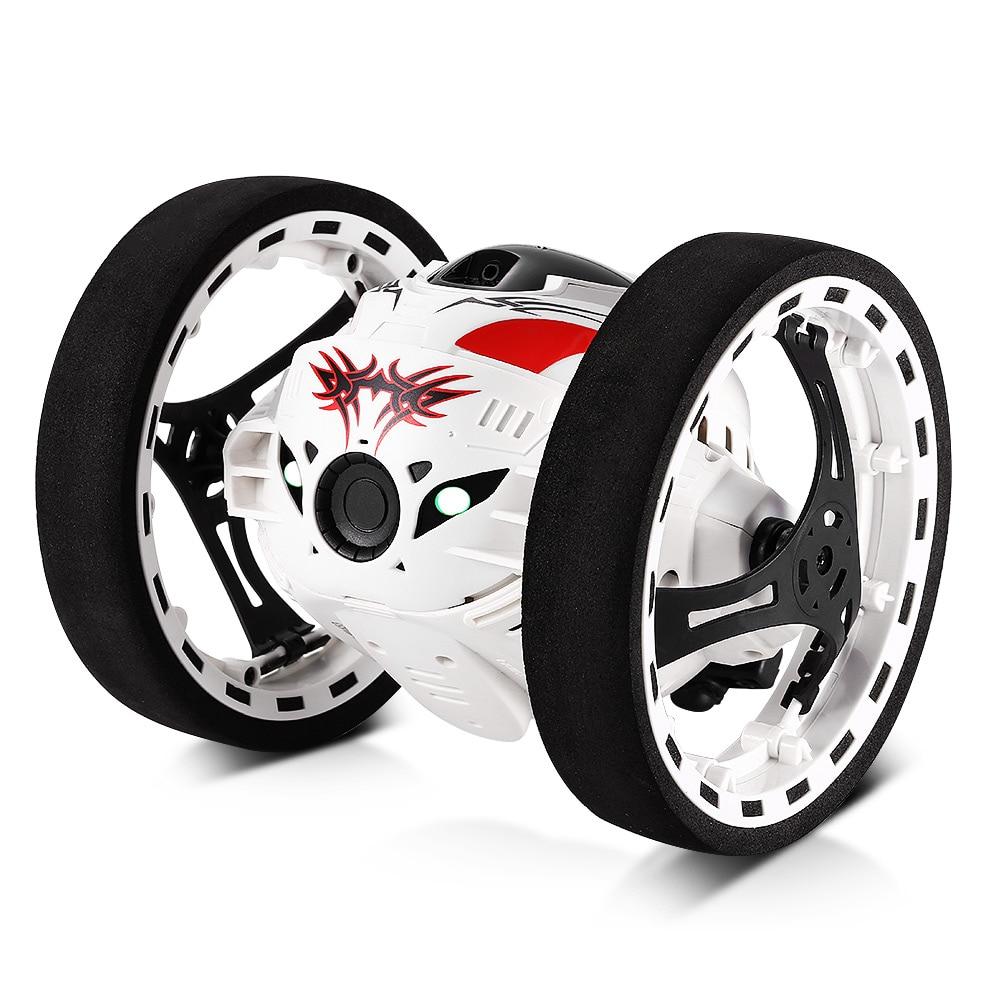 Mini Autos Bounce Auto GBlife PEG-88 2,4 GHz Drahtlose Fernbedienung Springen Auto Fernbedienung Roboter Auto Spielzeug für Geschenke