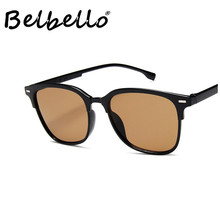 Belbello Unisex Sunglasses Men Global Popular Trends Casual Women Ordinary FashionSunglasses Lovers