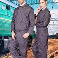 Moda Otoño E invierno resistentes al desgaste servicio de tráfico fábrica de uniformes ropa de trabajo uniforme