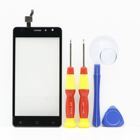 AiBaoQi Brand New Original Touch Screen Touch Panel For ZOPO Color C2 Smart Mobilephone F6050458 FPC