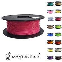 1Kilo/2.2Lb Quality PLA 1.75mm 3D Printer Filament 3D Printing Pen Materials with Rose Color