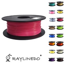 1Kilo/2.2Lb Quality PLA 1.75mm 3D Printer Filament 3D Printing Pen Materials with Rose Color