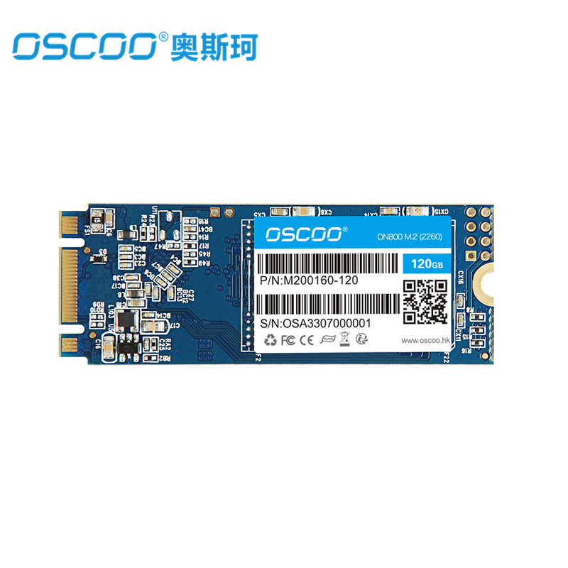 OSCOO NGFF M.2 SSD SATA3 60GB 120GB MLC Chips SSD 240GB 480GB Solid State Drive Hard Disk For PC Notebook Ultrabook Freeshipping
