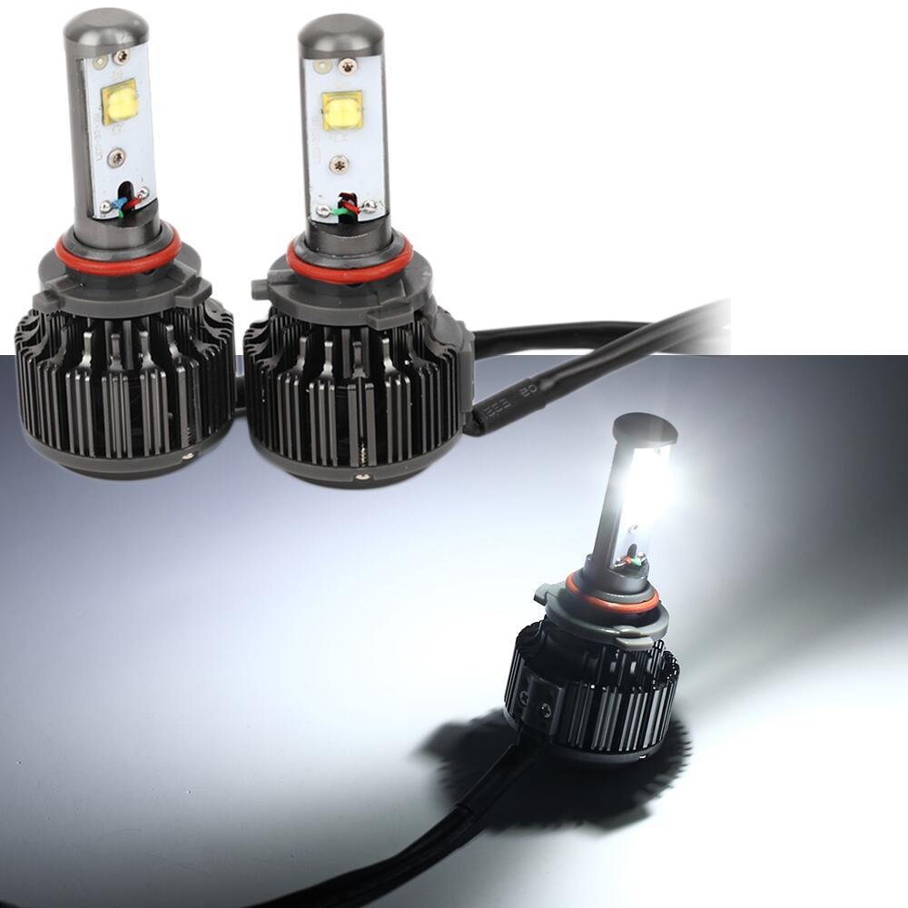 LED Car Headlight 9006 30W 7200LM 24V Fog Lamp Plug&Play Kit Auto Replacement Parts