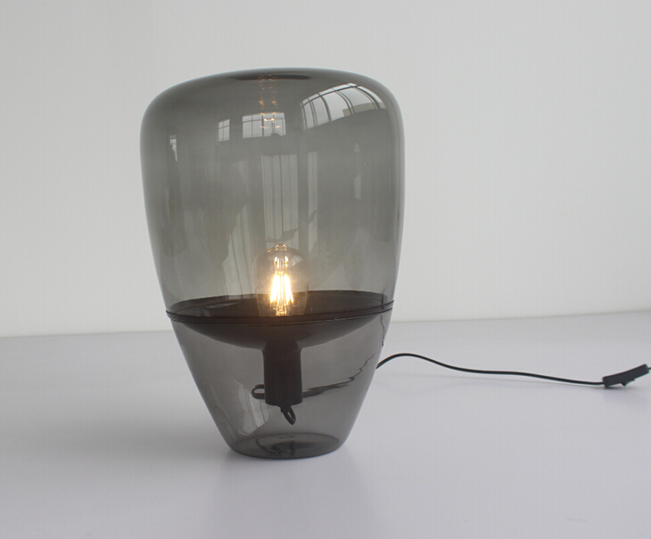High Quality glass table lamp