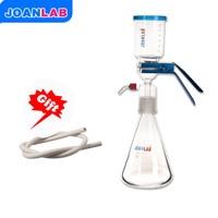 Kicute 1000ml Vacuum Suction Filtration Device Buchner Funnel Borosilicate  Glass Flask Chemistry Laboratory Supplies