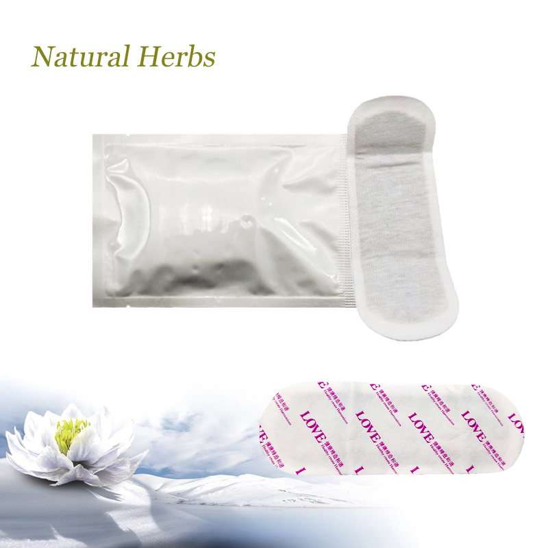 5Pcs Chinese Herbal Pad Swabs Feminine Hygiene Product Women Health Medicated Anion Pads Women Care Gynecological Pad Strip