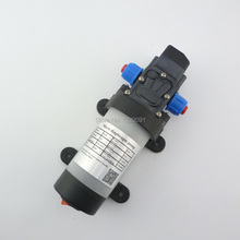 built in fan, dc 12v 80w china electric high pressure automatic pressure control water booster pumps for washing machine