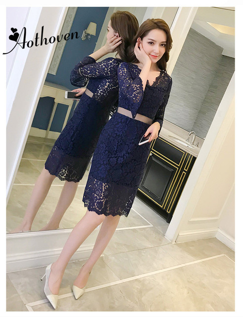 2018 Summer Runway Show Women Dress V-Neck Flare Sleeve Sexy Party Lace  Dress Bodycon Bandage Elegant Dresses Socialite Vestidos b921b53d98e8