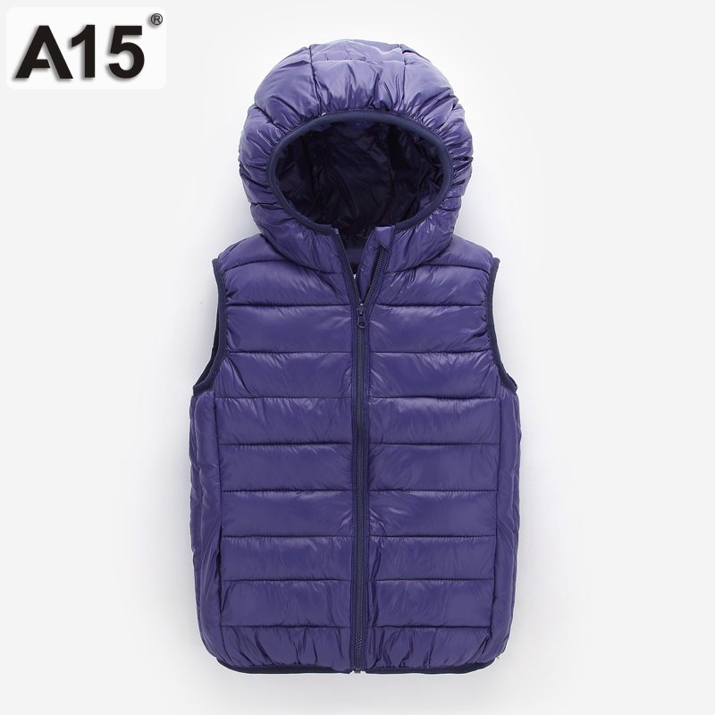 A15 Kids Vest Children Girls Vest Hooded Jacket Winter Spring Waistcoats for Boy Baby Outerwear Coats Big Teens 4 5 8 10 12 YearA15 Kids Vest Children Girls Vest Hooded Jacket Winter Spring Waistcoats for Boy Baby Outerwear Coats Big Teens 4 5 8 10 12 Year