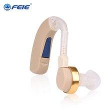 Беспроводные наушники для глухих и глухих, слуховой аппарат, супер мини-усилитель для S-136 ушей, инструменты для ухода за ушами, Прямая поставка
