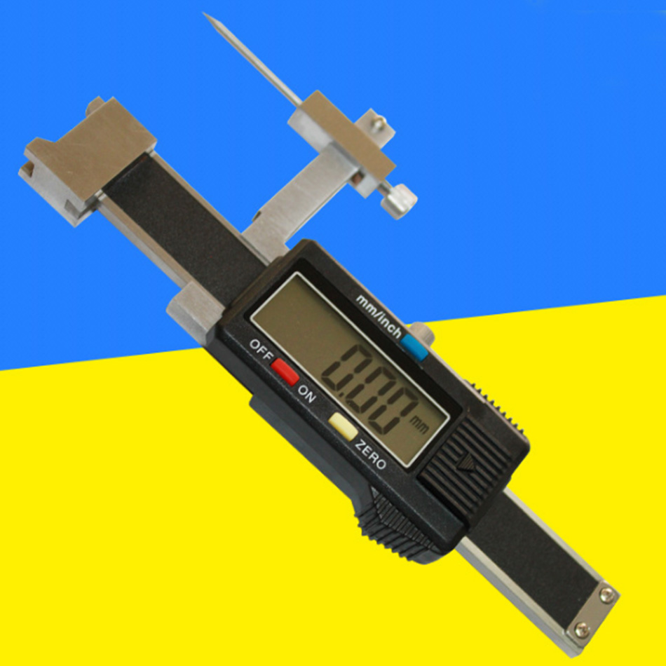 Calipers Surface Difference Automotive Industry Test MCS Segment Supply High and Low Digital