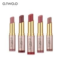 O.TWO.O 10 Colors/lot Lipstick Pen High Quality Long-lasting Matte Lipstick Waterproof Lasting Optional Lip Makeup