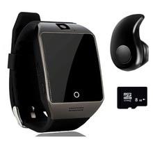 New Q18 Smart Watch Waterproof Smartwatch Sport Watch WristWatch Support NFC SIM Card Camera For Samsung Android Phone PK GT08