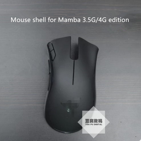 100% New original mouse top shell mouse top case for Razer Mamba 3.5G/4G edition mouse cover