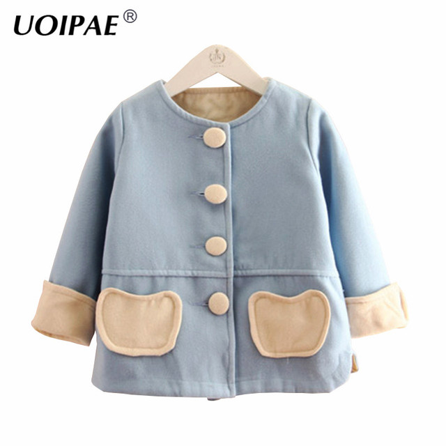 6f7aaa59b6c9 Aliexpress.com   Buy Coat Baby Girl New Autumn 2018 Casual Apple ...