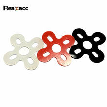 4 PCS Realacc Siliconen Anti Vibratie Demper Demping Pad Voor 2204 2 205 2207 Serie Motor RC Quadcopter Zwart Wit rood(China)