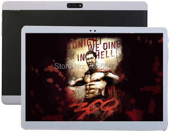 Newest 10 inch 3G 4G FDD LTE tablet Octa core 1920 1200 IPS HD 8 0MP
