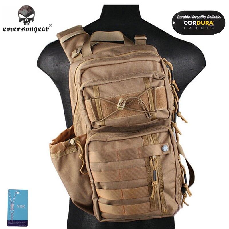 Prix pour En plein air Sac À Dos Tactique 1000D Étanche 3 Sling sac D'épaule de L'armée Militaire chasse sac à dos Multi-but Molle Sport Sac