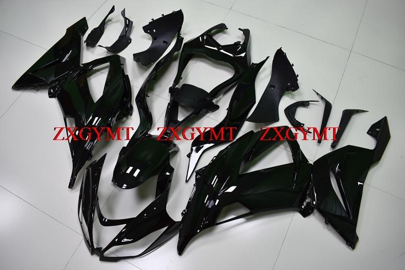 Motorcycle Fairing for Ninja Zx-6r 2013 - 2016 Full Body Kits 636 Zx-6r 2015 glossy Black Body Kits for Kawasaki Zx6r 2014Motorcycle Fairing for Ninja Zx-6r 2013 - 2016 Full Body Kits 636 Zx-6r 2015 glossy Black Body Kits for Kawasaki Zx6r 2014