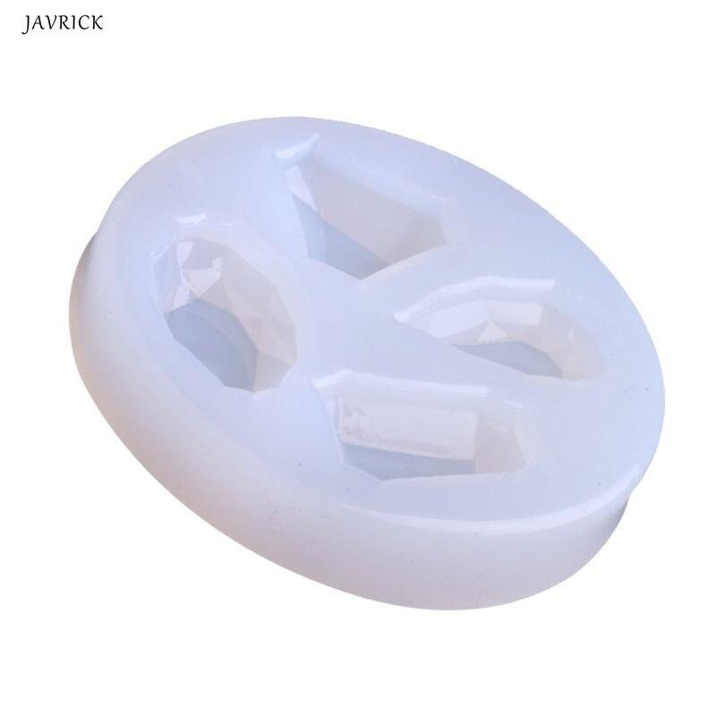 New Epoxy Resin Molds DIY Irregular Gemstone Shape Silicone Cake Fondant Resin Casting Jewelry Molds