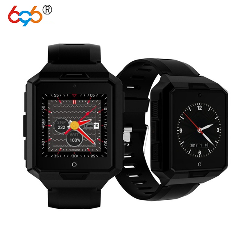696 4G smart watch M9 Android 6.0 MTK6737 1G 8G smartwatch IP67 Waterproof 850mAh