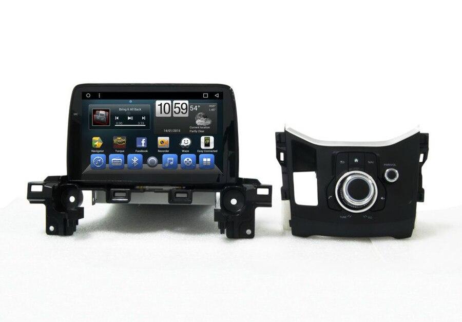 Navirider Android 8.1.0 octa core car dvd player for Mazda CX 5 2017 gps+glosnass multimedia head Unit stereo autoradio