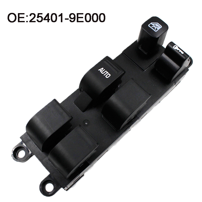 Power Window Master Control Switch For Subaru Baja Sentra Frontier 25401-9E000