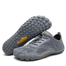 รองเท้าผู้ชายฤดูร้อน Breathable Aqua รองเท้าต้นน้ำรองเท้าผู้หญิงรองเท้าแตะชายหาดดำน้ำว่ายน้ำถุงเท้า Tenis Masculino